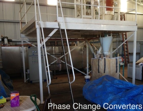 PC15 - Food Processing Mill (part of plant)