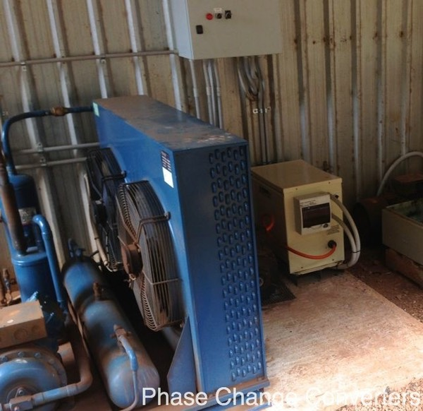 PC15 - Refrigeration Compressor
