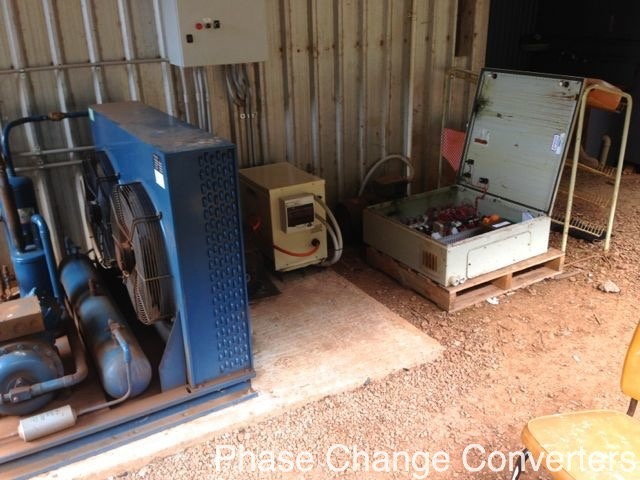 PC15 - Refrigeration (replacing competitors converter)
