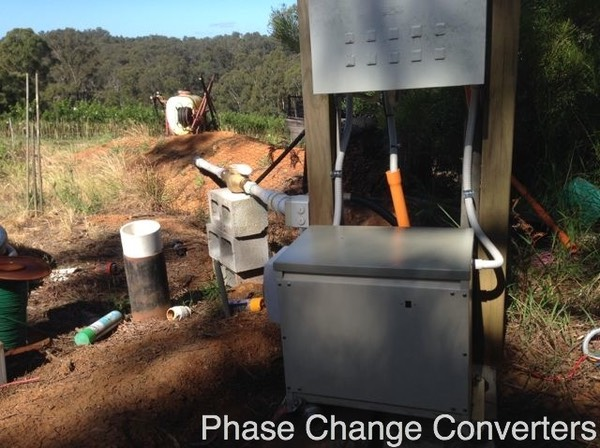 PC4 - Nursery irrigation project